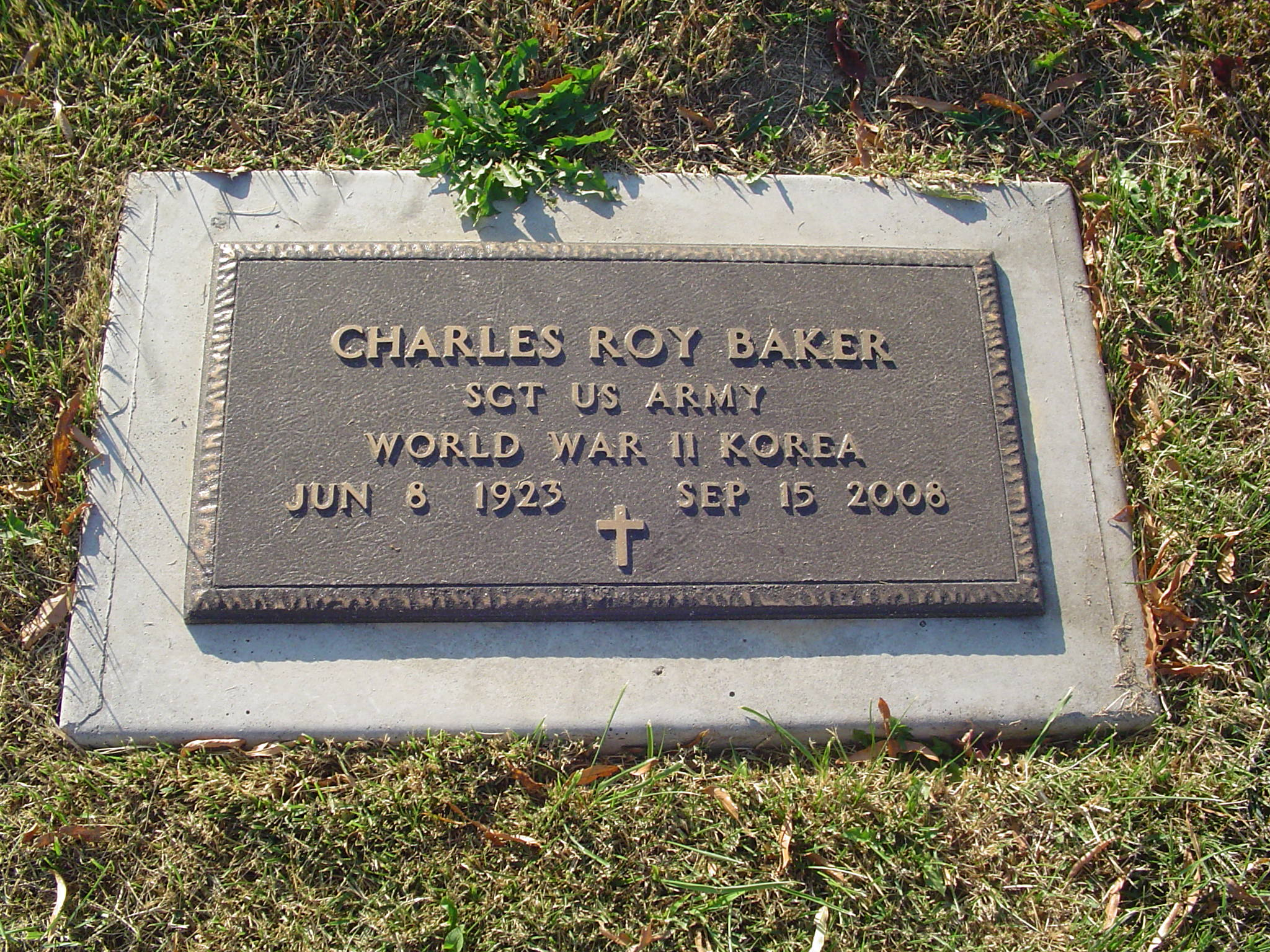 California City Cemetery Listings