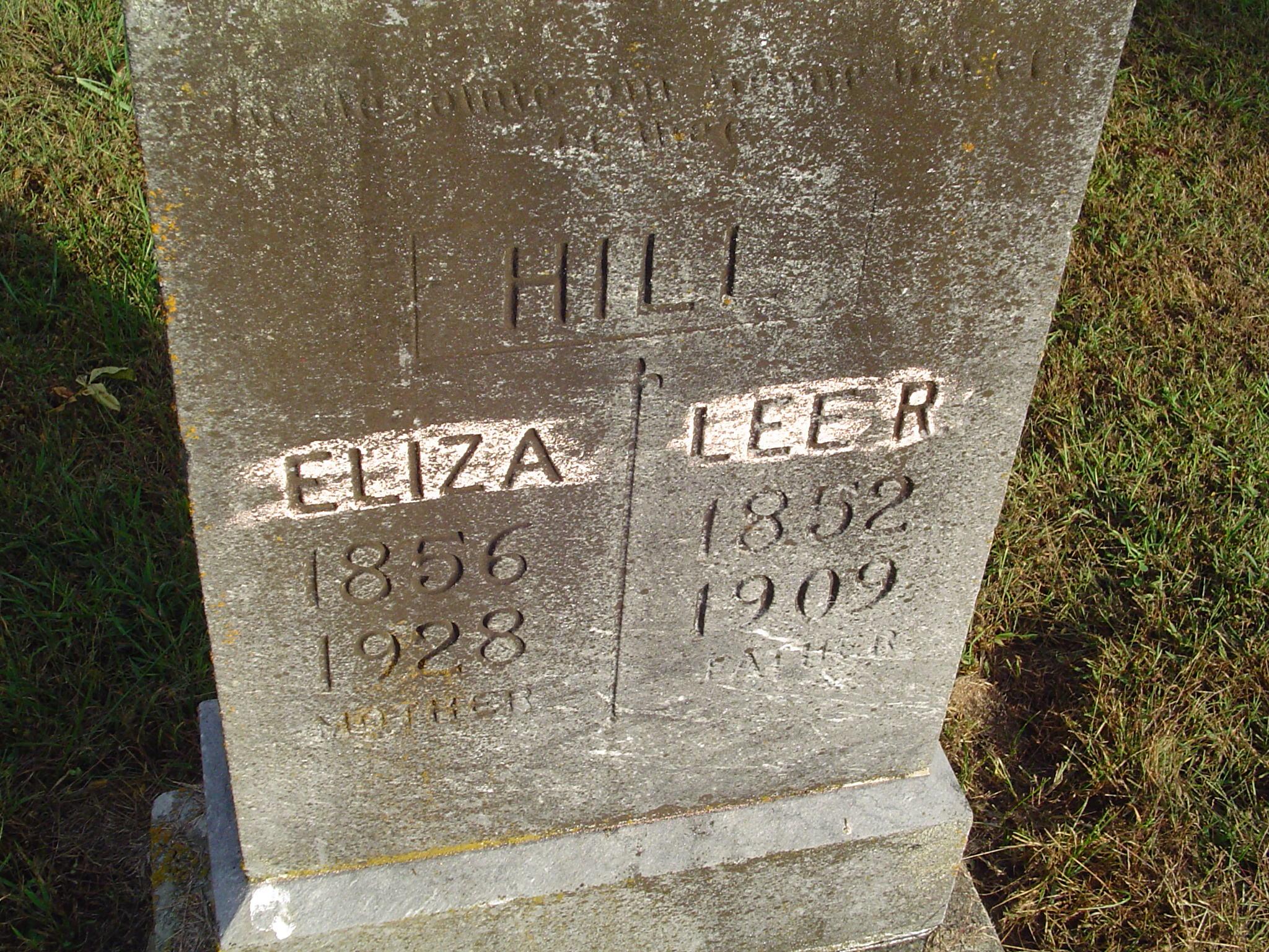 Union Christian Church Cemetery listings