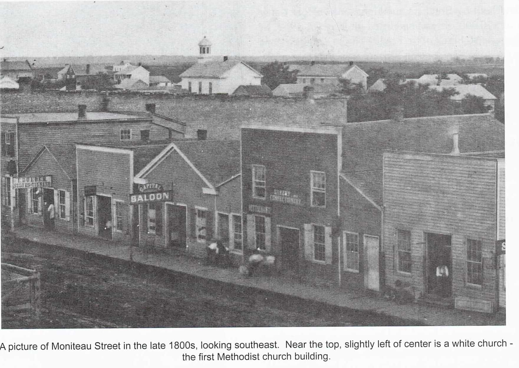 United Methodist Church Tipton Bet 1840 Amp 1855 Present